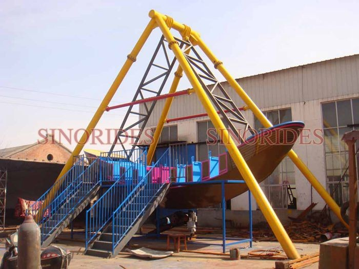 SINORIDES Amusement Rides Outdoor Play Pirate Ship for Sale