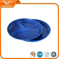 Wholesale New New Type Bamboo Fiber Children Food Tray