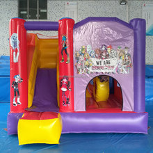 Kids Inflatable Commercial Bounce House, castle toy
