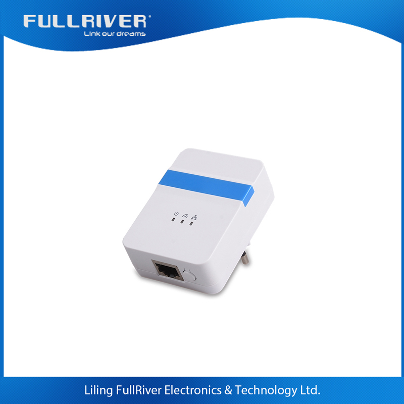 200Mbps PLC Homeplug AC powerline network adapter