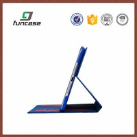 Factory price high quality custom tablet leather case for ipad pro