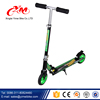 Human body engineering children scooter for sale / eco-friendly Foot Scooter with 3 wheels / PU wheel kick scooters for kids