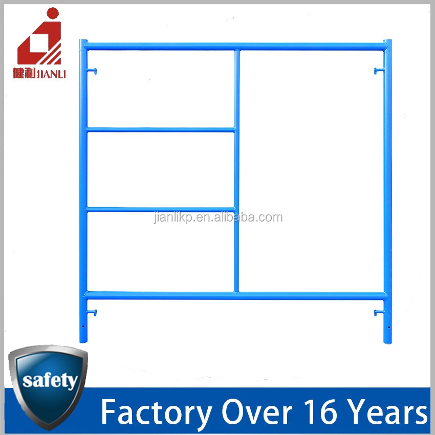 China Manufacturer Directly Tubular Steel Main Frame Scaffolding