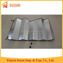 PE BUBBLE car sun shade material
