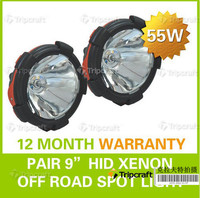 "Tripcraft 35W/55W/4""/7""/9"" hid work light/offroad hid lights/hid driving light"
