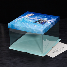 Water-proof Distinctive folding box blister packaging