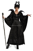 Sex hot black witch dance costume cospaly costume QAWC-0307