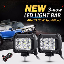 Curved LED Light Bar 50 Inch 480Watt,Auto LED Light Arch Bent for Truck,Off Road, 4x4,Tractor,Marine,Combo Beam OL8022-288