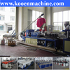 Low price wood plastic wpc board sheet panel profile extruder /production line /machine/making machine