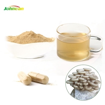 Hot-Sale Organic Wholesale Alibaba Dried Extract Oyster Mushroom Powder