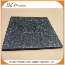 Top quality outdoor rubber flooring