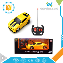 shantou factory 4 CH emulational remote control racing toy 1/24 rc car for sale