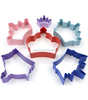 Safety Baking Tools Cute Shpes of Crown Cookie Cutter