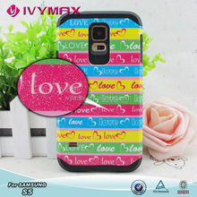 Flash case with new design for Samsung Galaxy S5 i9600