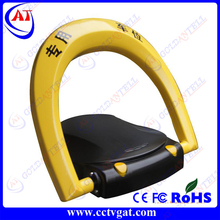 CE Approved Remote control Electric IP68 car parking space lock / parking barrier