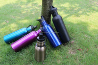 18/0 metal stainless steel Coco sports drink bottle MX -SS1824