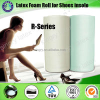 Wholesale Latex Foam Shoes Material For Shoe Lining
