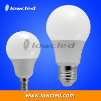 ul/etl church lighting a60 3w 5w 7w 8w 9w led bulbs light e27 dimmable, led light bulb made in china