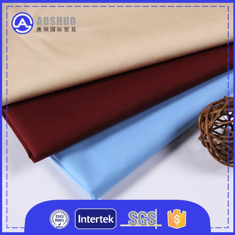 raw materials for shirt reflective clothing ready goods woven dress shirting fabric