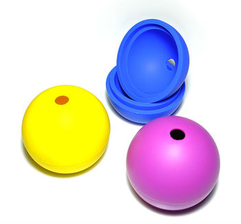 silicone ice ball tray perfectly round ice balls ice bucket ball