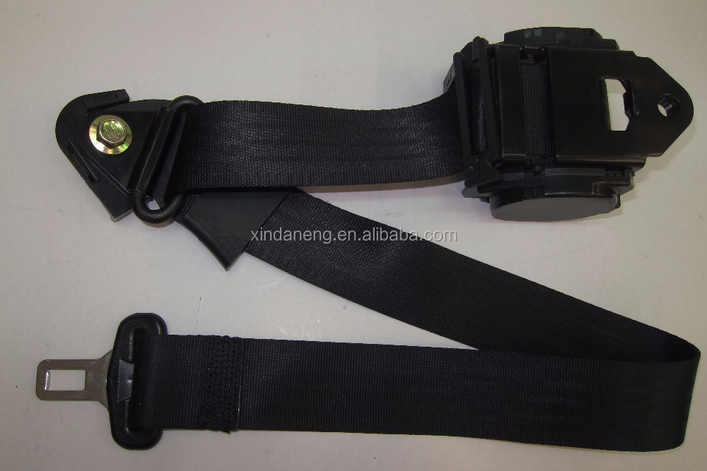 DN-A-14 3 Point universal removable safety seat belt for car/ bus