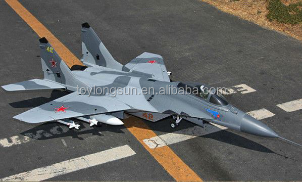 Fighter Mig29 Remote Control Plane 100cc RC Airplane Engine