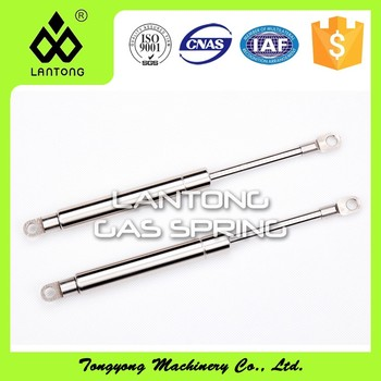 Long Service Life! Stainless Steel Gas Spring Gas Struts Hydraulic Gas Lift