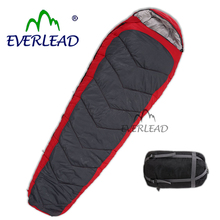 Camping Hiking Human Mummy Winter 4 Season Sleeping Bag