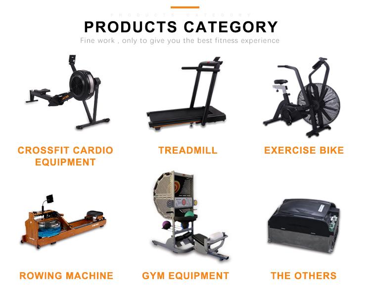 JCW2 Novo Design Ginásio Rower Dobrável Exercício Indoor Máquina De Remo De Fitness