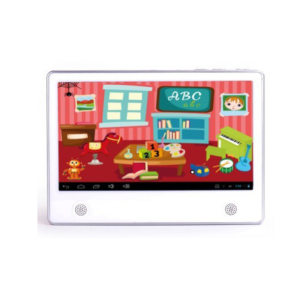 7 inch kids tablet android with Rockchip 3168 Dual Core 1024*600 Display