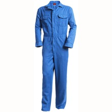 Star SG Blue color 100%Cotton fireproof worker wear