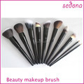 Best Quality10pcs Synthetic Hair Makeup Brush Set Professional Cosmetic Brush Set