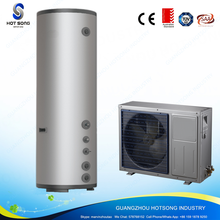 high quality household electric auxiliary heating tank heat pump 4.8kw water heater 200L