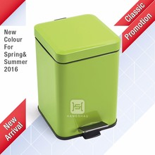 6L garbage bin/trash can/dustbin