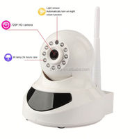 2CU/YOOSEE 720P Megapixel two way voice intercom Home wifi ip camera