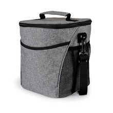 Insulated Lunch Box Bag For Work office , Men, Women Thermal Cooler Tote for School Kids Teens With Adjustable Strap