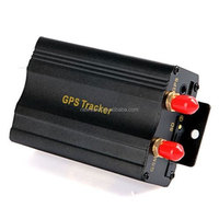 Software Free mini vehicle gps tracker for motorcycle car universal band for global world