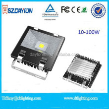 Explosion proof 10-100 watt COB LED Flood light from China cob 10-100W 70watt led ip68 floodlight