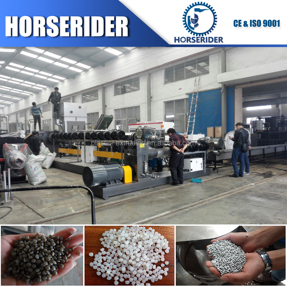 waste plastic recycling machines recycle machinery pelletizer for cutting plastic string