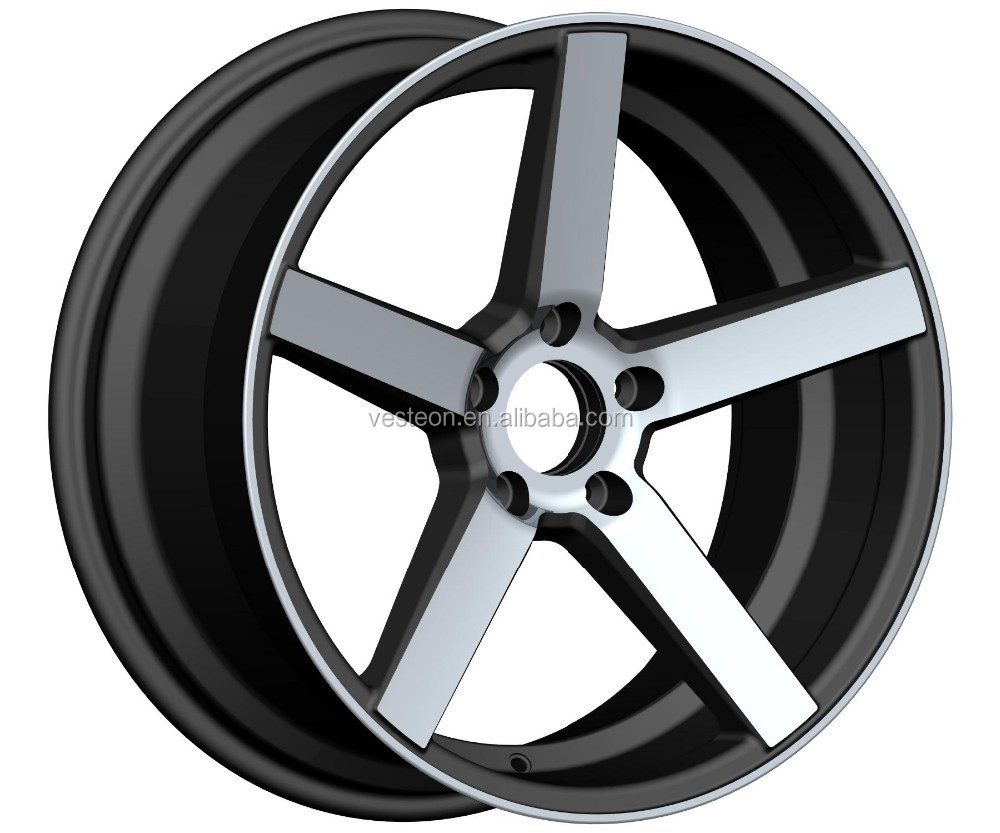 19 inch cv3 alloy wheels for cars pcd 5*114.3/5*120