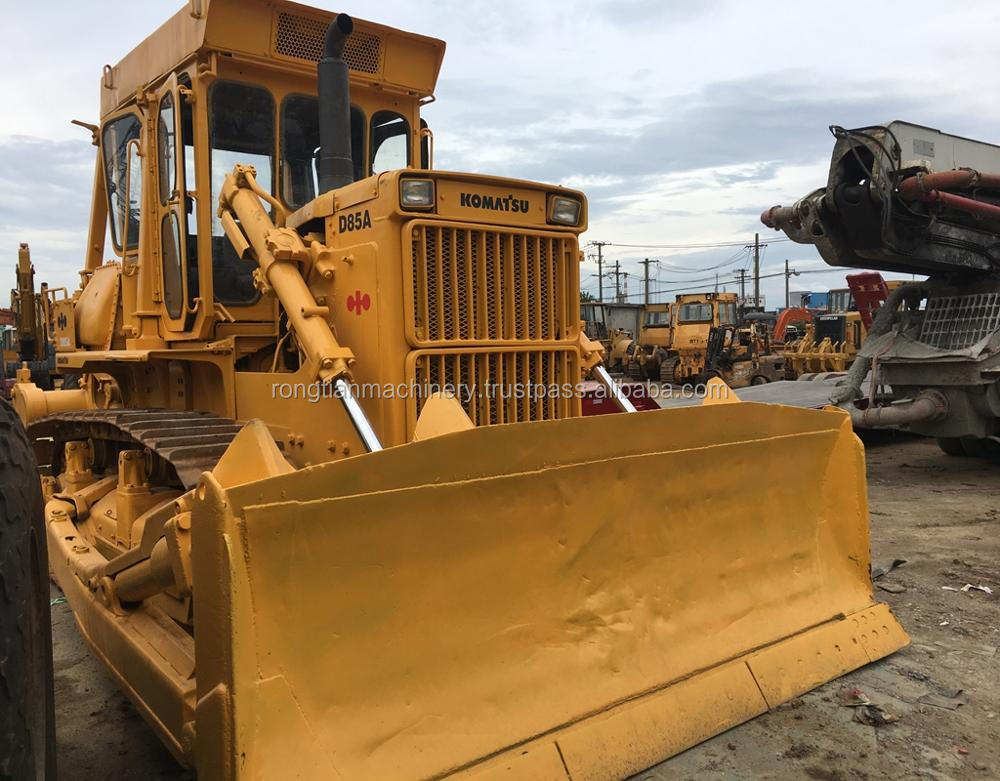 Good quality used komatsu bulldozer D85A for sale/ komatsu dozer with low price