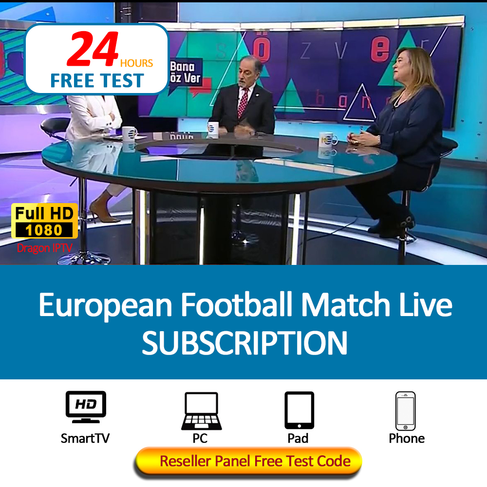 IPTV Subscription Turkey Arabic Europe French Germany Turkey Live TV Code Iptv 5000 Channels 7400 VOD SUBTV IPTV