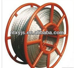 Promotion customized steel wire rope reel