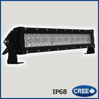 24W 36W 60W 120W 180W 240W 300W Super Bright off road led light bar cree for ATV UTV SUV truck