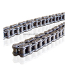 China Manufacturer 420x104 titanium motorcycle chain