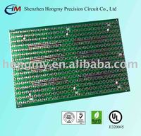 single sided PCB with HASL surface finish