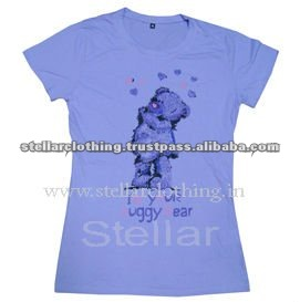 WOMEN'S PROMOTIONAL T-SHIRTS
