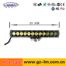 4x4 accessories Wholesale led light bar 13inch 60w Off road led car light CE ROHS IP67