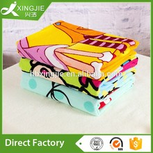 2015 China sale printed sexy funny beach microfiber towels