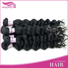 Best quality grade AAA natural color Malaysian virgin human hair weave natural/body wave,straight,can dye any color